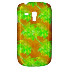 Coconut Palm Trees Caribbean Vibe Samsung Galaxy S3 Mini I8190 Hardshell Case by CrypticFragmentsColors