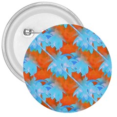 Coconut Palm Trees Tropical Dawn 3  Buttons by CrypticFragmentsColors