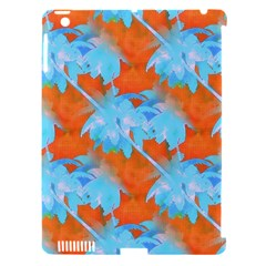 Coconut Palm Trees Tropical Dawn Apple Ipad 3/4 Hardshell Case (compatible With Smart Cover) by CrypticFragmentsColors