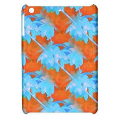 Coconut Palm Trees Tropical Dawn Apple Ipad Mini Hardshell Case by CrypticFragmentsColors