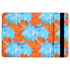 Coconut Palm Trees Tropical Dawn Ipad Air 2 Flip by CrypticFragmentsColors