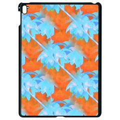 Coconut Palm Trees Tropical Dawn Apple Ipad Pro 9 7   Black Seamless Case by CrypticFragmentsColors