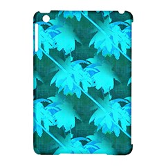 Coconut Palm Trees Caribbean Sea Apple Ipad Mini Hardshell Case (compatible With Smart Cover) by CrypticFragmentsColors