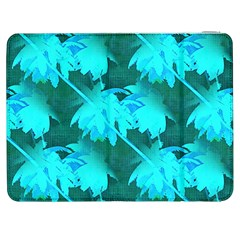 Coconut Palm Trees Caribbean Sea Samsung Galaxy Tab 7  P1000 Flip Case by CrypticFragmentsColors