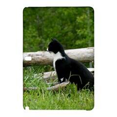 Farm Cat Samsung Galaxy Tab Pro 12 2 Hardshell Case by IIPhotographyAndDesigns