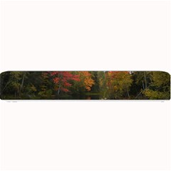 Autumn Pond Small Bar Mats by IIPhotographyAndDesigns
