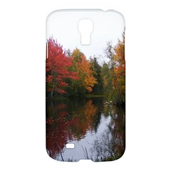 Autumn Pond Samsung Galaxy S4 I9500/i9505 Hardshell Case by IIPhotographyAndDesigns