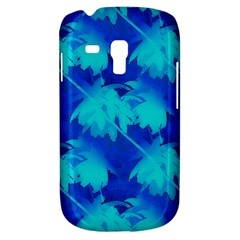 Coconut Palm Trees Ocean Blue Samsung Galaxy S3 Mini I8190 Hardshell Case by CrypticFragmentsColors