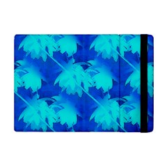 Coconut Palm Trees Ocean Blue Ipad Mini 2 Flip Cases by CrypticFragmentsColors