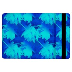 Coconut Palm Trees Ocean Blue Ipad Air Flip by CrypticFragmentsColors