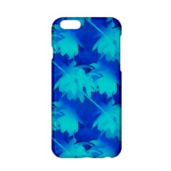 Coconut Palm Trees Ocean Blue Apple Iphone 6/6s Hardshell Case by CrypticFragmentsColors