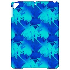 Coconut Palm Trees Ocean Blue Apple Ipad Pro 9 7   Hardshell Case by CrypticFragmentsColors