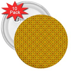 Toghu 3  Buttons (10 Pack)  by OneRolly