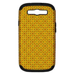 Toghu Samsung Galaxy S Iii Hardshell Case (pc+silicone) by OneRolly