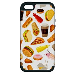 53356631 L Apple Iphone 5 Hardshell Case (pc+silicone) by caloriefreedresses
