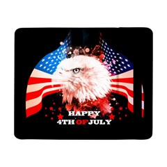Independence Day, Eagle With Usa Flag Samsung Galaxy Tab Pro 8 4  Flip Case by FantasyWorld7