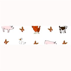 Farm Animals Large Bar Mats