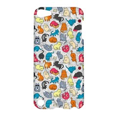 Funny Cute Colorful Cats Pattern Apple Ipod Touch 5 Hardshell Case