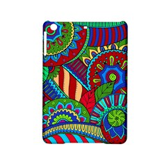 Pop Art Paisley Flowers Ornaments Multicolored 2 Ipad Mini 2 Hardshell Cases by EDDArt