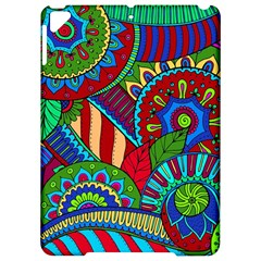 Pop Art Paisley Flowers Ornaments Multicolored 2 Apple Ipad Pro 9 7   Hardshell Case by EDDArt