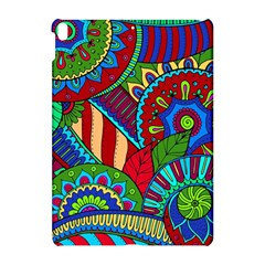 Pop Art Paisley Flowers Ornaments Multicolored 2 Apple Ipad Pro 10 5   Hardshell Case by EDDArt