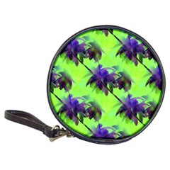 Palm Trees Lime In The Coconut Classic 20 Cd Wallets by CrypticFragmentsColors
