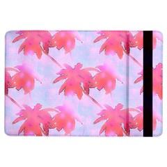 Palm Trees Paradise Pink Pastel Ipad Air Flip by CrypticFragmentsColors