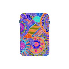 Pop Art Paisley Flowers Ornaments Multicolored 3 Apple Ipad Mini Protective Soft Cases by EDDArt