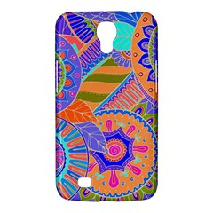 Pop Art Paisley Flowers Ornaments Multicolored 3 Samsung Galaxy Mega 6 3  I9200 Hardshell Case by EDDArt