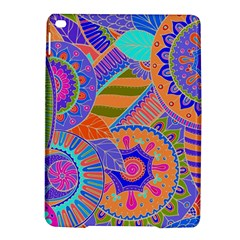 Pop Art Paisley Flowers Ornaments Multicolored 3 Ipad Air 2 Hardshell Cases by EDDArt