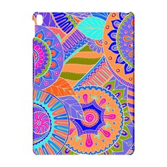 Pop Art Paisley Flowers Ornaments Multicolored 3 Apple Ipad Pro 10 5   Hardshell Case by EDDArt