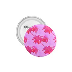 Palm Trees Pink Paradise 1 75  Buttons by CrypticFragmentsColors