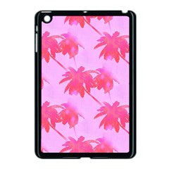 Palm Trees Pink Paradise Apple Ipad Mini Case (black) by CrypticFragmentsColors