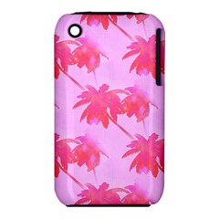 Palm Trees Pink Paradise Iphone 3s/3gs by CrypticFragmentsColors