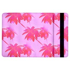 Palm Trees Pink Paradise Ipad Air Flip by CrypticFragmentsColors