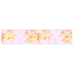 Palm Trees Tropical Summer Heat Flano Scarf (small)  by CrypticFragmentsColors