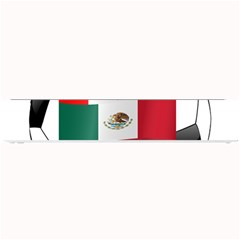 United Football Championship Hosting 2026 Soccer Ball Logo Canada Mexico Usa Small Bar Mats by yoursparklingshop