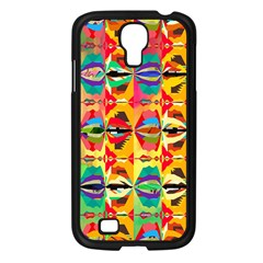 Colorful Shapes                                    Sony Xperia V Hardshell Case by LalyLauraFLM