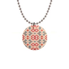 Tribal Shapes                                          1  Button Necklace by LalyLauraFLM