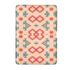 Tribal Shapes                                    Samsung Galaxy Tab 2 (7 ) P3100 Hardshell Case