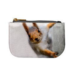 Curious Squirrel Mini Coin Purses by FunnyCow