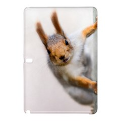 Curious Squirrel Samsung Galaxy Tab Pro 10 1 Hardshell Case by FunnyCow