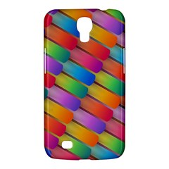 Colorful Textured Shapes Pattern                                Sony Xperia Sp (m35h) Hardshell Case by LalyLauraFLM