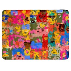 Coloful Strokes Canvas                              Htc One M7 Hardshell Case by LalyLauraFLM