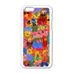 Coloful Strokes Canvas                              Motorola Moto E Hardshell Case by LalyLauraFLM