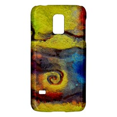 Painted Swirls                              Lg Optimus L70 Hardshell Case by LalyLauraFLM