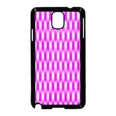 Series In Pink A Samsung Galaxy Note 3 Neo Hardshell Case (black)