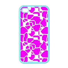 Series In Pink B Apple Iphone 4 Case (color) by MoreColorsinLife