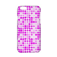Series In Pink C Apple Iphone 6/6s Hardshell Case by MoreColorsinLife