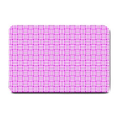 Series In Pink D Small Doormat  by MoreColorsinLife